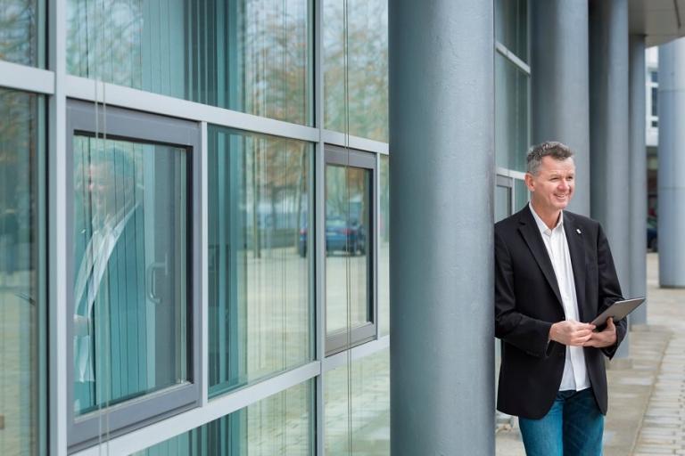 Mitarbeiter der Audi BKK Ingolstadt, Business-Portraits