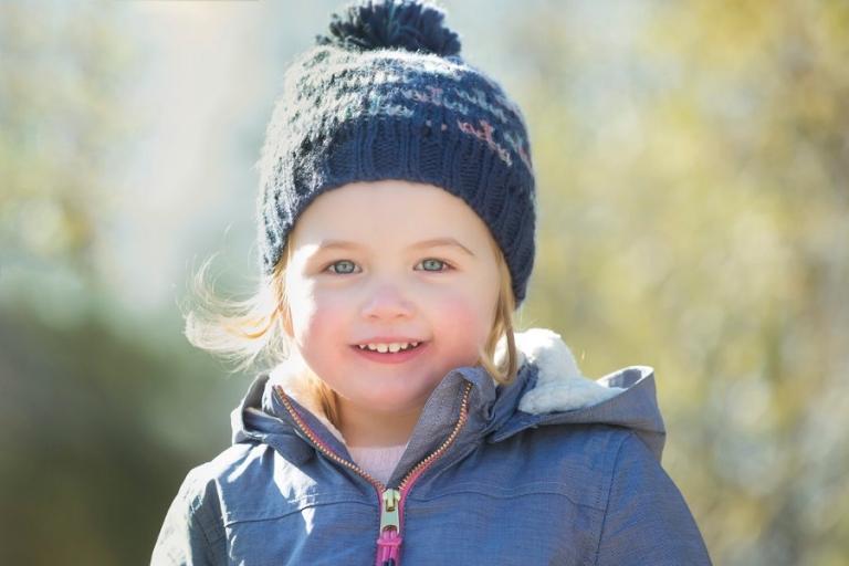 Portraitfoto Mädchen
